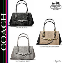 ★Coach★MADISON SMALL MADELINE EAST/WEST SATCHEL