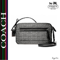 ★Coach★POPPY FLIGHT BAG CROSSBODY