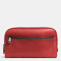 ☆COACH☆BLEECKER☆CARRY ON レザーポーチ