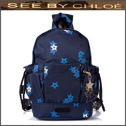 See by Chloe(シーバイクロエ) /デイリーbackpack/バックパック