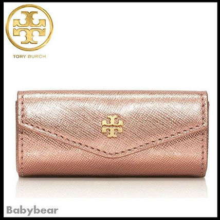 Tory Burch メイク小物その他 Tory Burch【トリーバーチ】Robinson Lipstick Case 国内即納(2)
