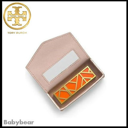 Tory Burch メイク小物その他 Tory Burch【トリーバーチ】Robinson Lipstick Case 国内即納(4)