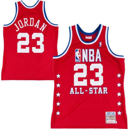 "入手困難!! Mitchell and Ness ""1985 All-Stars Michael Jordan"""