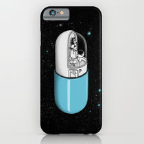 【海外限定】society6★Space Capsule iPhoneケース