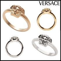 大人気!ユニセックス♪ Versace - Strong Wrap Medusa Ring