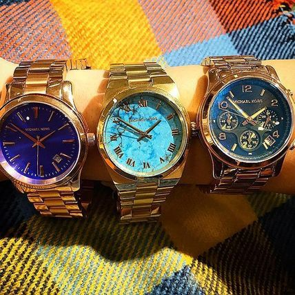 Michael Kors turquoise watches MK5894