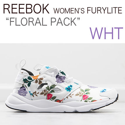 Reebok Fury Lite fury light and floral Floral WHT