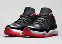 [NIKE]AIR JORDAN 11 RETRO BRED LOW エアジョーダン【送料込】