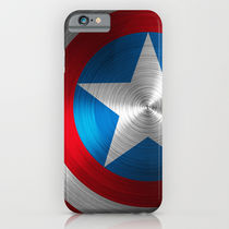 【海外限定】society6★Captain America iPhoneケース