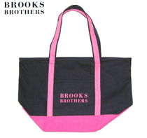 Brooks Brothers(ブルックスブラザーズ) トートバッグ 即納 Brooks Brothers Canvas Tote Bag トートバッグ