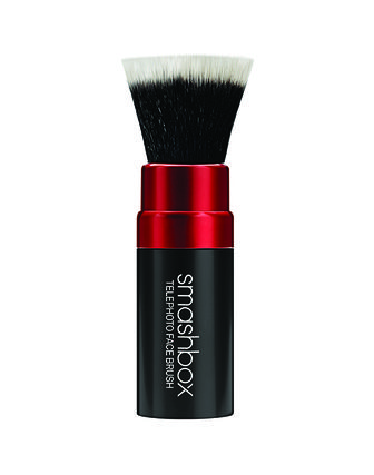 (送料込)smashbox TELEPHOTO 3-IN-1 FACE BRUSH