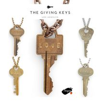 THE GIVING KEYS(ザ・ギビングキーズ) ネックレス・チョーカー 5種類クラシックネックレス◆ザビングキー◆国内発送