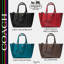 ★Coach★セール!CROSBY MINI CARRYALL IN SMOOTH LEATHER♪