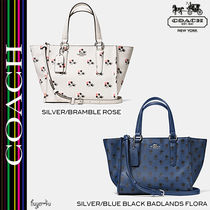 ★Coach★セール!CROSBY MINI CARRYALL IN PRINTED LEATHER♪