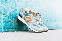 【送料無料】New Balance M1400DJ 'Distinct'  Jade Coral☆限定