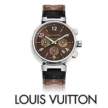 ☆LOUIS VUITTON☆ 腕時計 Tambour Automatic Chronograph♪