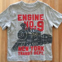 ENGINE TRAIN Tシャツ