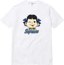 Supreme SS15 CANDY TEE 白 size LARGE (CANDYステッカー付き)