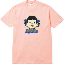 Supreme SS15 CANDY TEE ピンク size Medium (ステッカー付き)