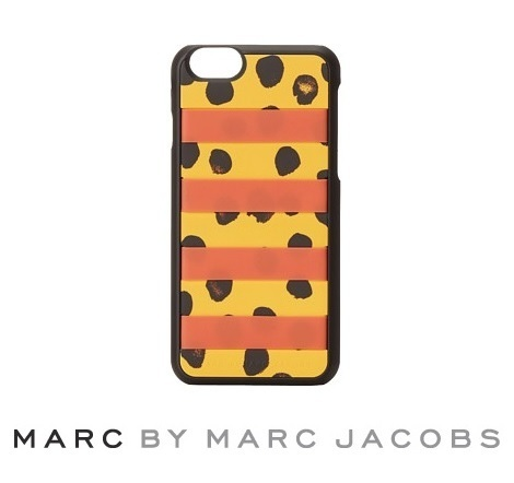 即発・税送込【Marc By Marc】Card Slot Deelite Dot Phone Case