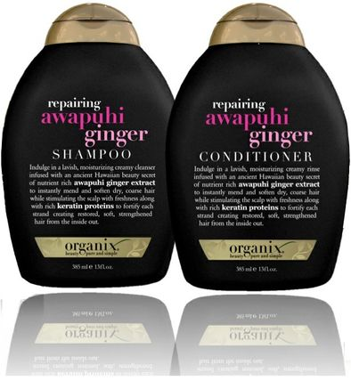 (送料込)awapuhi ginger Shampoo & Conditioner (2 x 385ml)