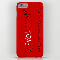 【海外限定】society6★re-love-ution iPhoneケース