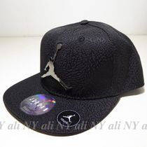 送料込み★Youth★Jordan Jumpman Metal Logo Cap Black