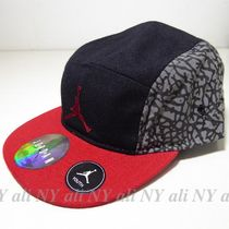 送料込み★Youth★Jordan Jumpman Logo Elefant Camp Cap Black