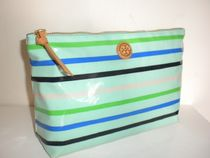 国内発送 Tory Burch Large Slouchy cosmetic case コスメポーチ