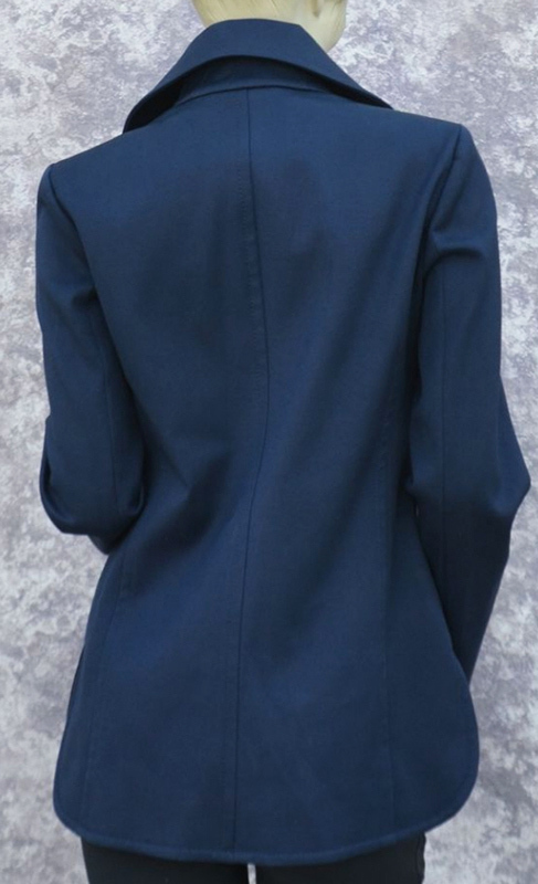 GUCCI★グッチ★素敵! Blue PEACOAT Spring Fall Jacket