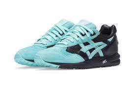 KITH NYC スニーカー RONNIE FIEG X DIAMOND SUPPLY CO. X ASICS