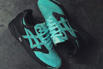 KITH NYC スニーカー RONNIE FIEG X DIAMOND SUPPLY CO. X ASICS (2)