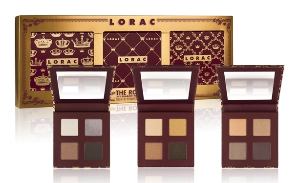 (送料込)THE ROYAL EYE SHADOW PALETTE SET