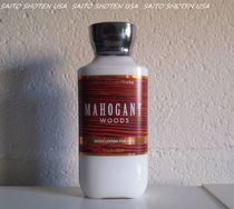 即発♪MahoganyWoods For Men★ローション236ml★Bath&BodyWorks