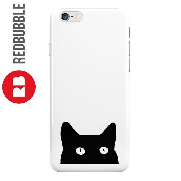【送料込】☆RED BUBBLE iPhoneケース☆
