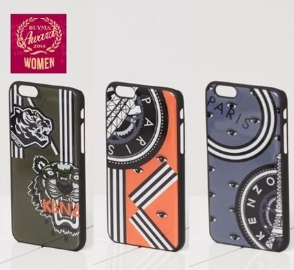 15-16AW最新作【Kenzo】大人気のiPhone6 Plus Case☆Multi Icons