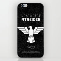 【海外限定】society6★House Atreides iPhoneシール