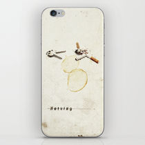 【海外限定】society6★Nothing (...) iPhoneシール