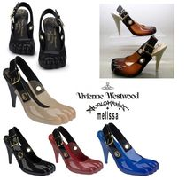 ◆2015AWsale開始◆Vivienne Melissa Animal Toe Mule ミュール