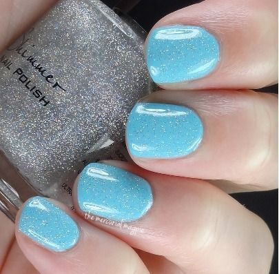 KBShimmer マニキュア 日本未入荷 ★ KBShimmer ★  Dust In The Bottle(5)