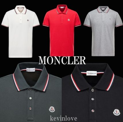 15 MONCLER Polo development depend on cool