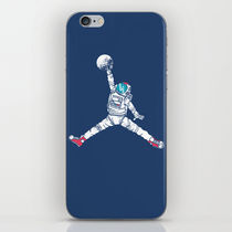 【海外限定】society6★Space dunk iPhoneシール