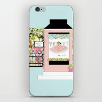 【海外限定】society6★dress shop iPhoneシール