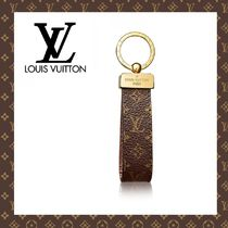 人気!LOUIS VUITTON☆PORTE-CLES DRAGONNE キーリング