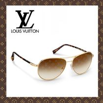 素敵♪LOUIS VUITTON☆CONSPIRATION PILOTE サングラス