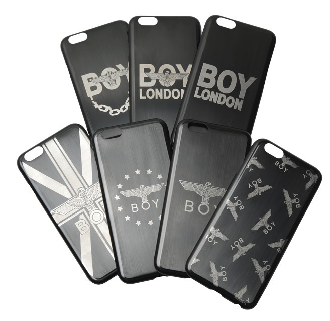BOY LONDON(ボーイロンドン) backcover/iPhone6ケース