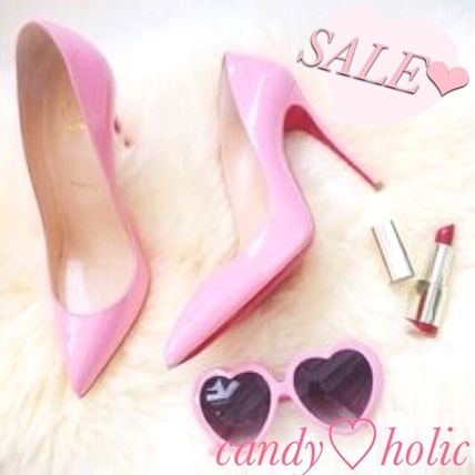 【SALE】ルブタン〓15SS限定 Pigalle Follies PINK