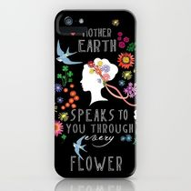 【海外限定】society6★Mother Earth iPhoneケース