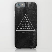 【海外限定】society6★Woods iPhoneケース