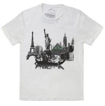 Marc by Marc Jacobs(マークバイマークジェイコブス) Tシャツ・カットソー 限定!Marc by Marc Jacobs★ベガス・ランドマークTシャツ☆